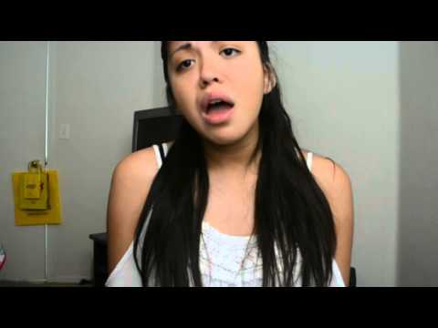 Amy Winehouse - Stronger Than Me (Cover by Melissa)