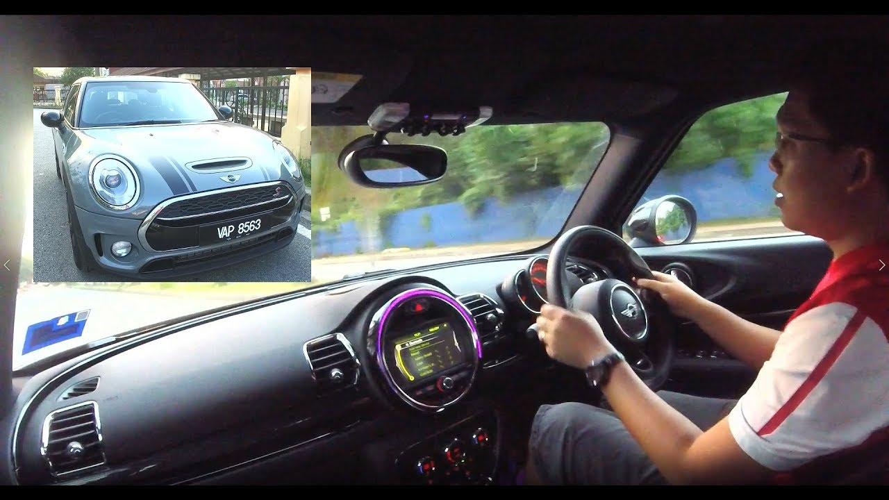 2018 Mini Cooper S Clubman Malaysia Review Evomalaysia Com Youtube