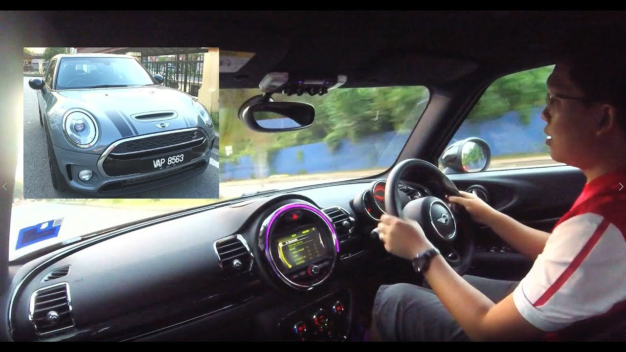 2018 Mini Cooper S Clubman Malaysia Review Evomalaysiacom Youtube