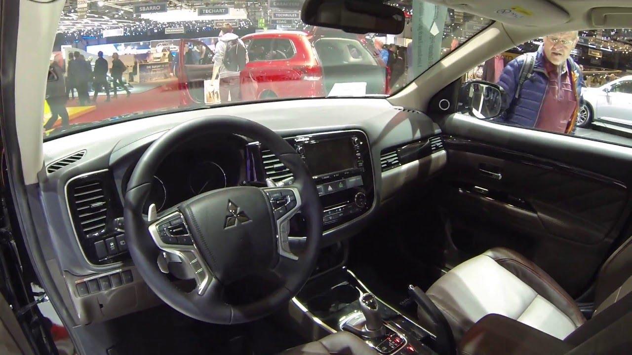 Mitsubishi Outlander Mk3 OBD2 Diagnostic Port Location
