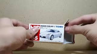 REVIEW TOMICA TOMY BIRU NISSAN FAIRLADY Z NO 55