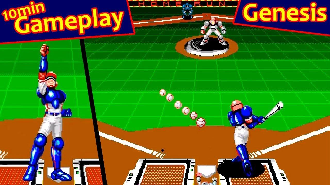 Pc Baseball Games 2020.Super Baseball 2020 Sega Genesis
