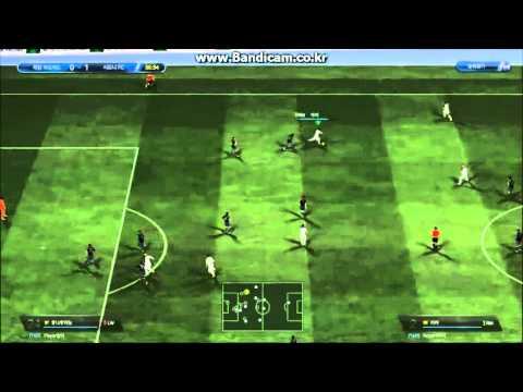 Chiêm ngưỡng lối đá ban bật 1 chạm trong FIFA Online 3