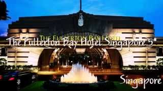 The Fullerton Bay Hotel Singapore 5* Сингапур