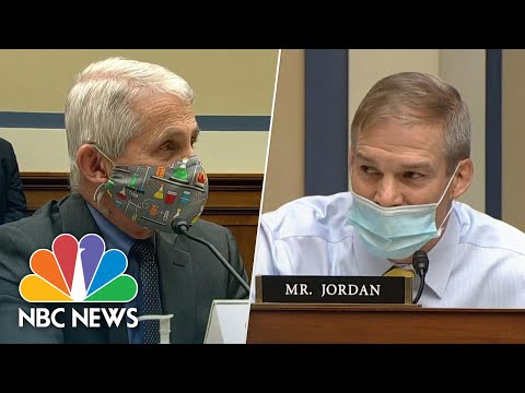 Rep. Jordan Clashes With Dr. Fauci On Covid Restrictions: When Do Americans Get Their Freedom Back?