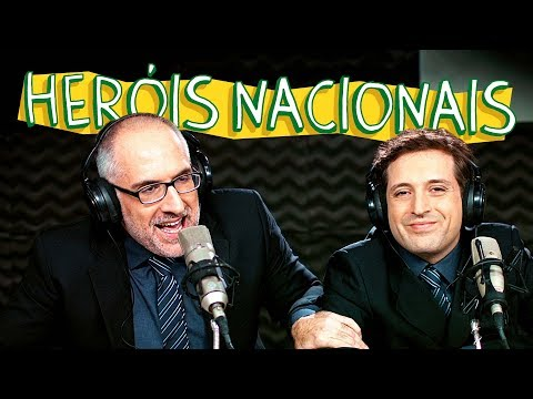 HERÓIS NACIONAIS