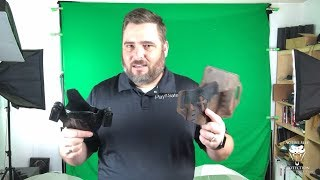 Leather Holster Comparison: Milt Sparks vs. Versacarry | Active Self Protection Extra