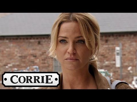 Robert's Wife Comes Looking For Him - Coronation Street