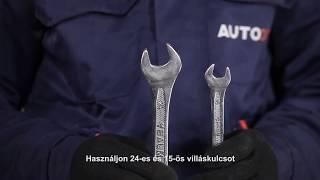 Video-utasítások BMW 7-es sorozat