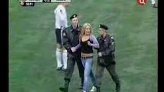 Торпедо - Сибирь (забег на поле)) Video