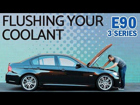 Bmw E90 Coolant Flush E91 E92 E93 Pelican Parts Diy Maintenance Article