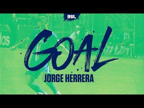 GOAL - Jorge Herrera, Charlotte Independence