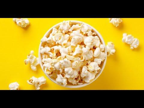 شرح كيف يفرقع الفشار Popcorn - الذرة المشوية المتفتقة