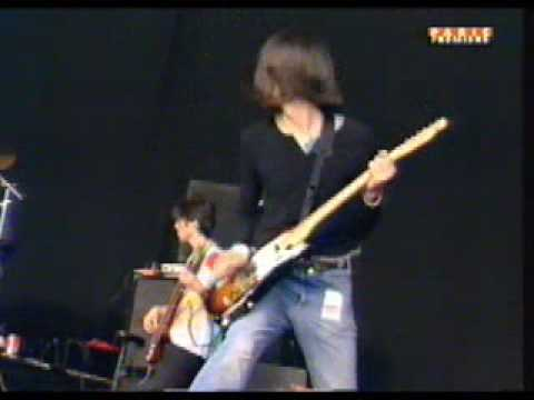 Radiohead Anyone Can Play Guitar live 1994