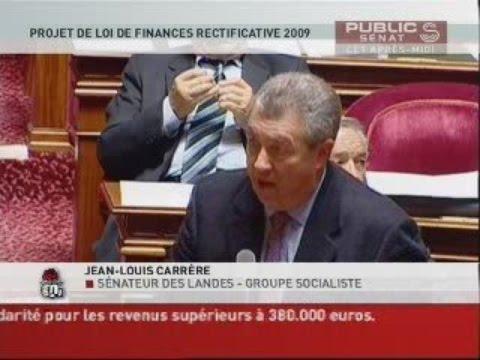 Projet de loi de finances rectificative - Séance (01/04/2009)
