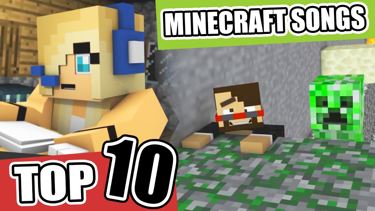 ♪ Top 12 Minecraft Songs and Animations of February 12 ♪ NEW Best  Minecraft Song Compilations ♪
