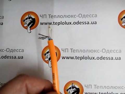Сравнение кабелей Woks-17, Woks-10, GrayHot от Одескабель