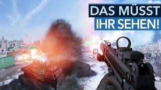 So sieht die Alternative zu Battlefield 2042 aus! - Trailer-Rotation