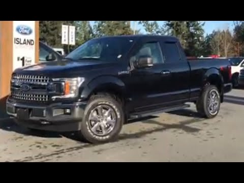 2019 Ford F-150 XLT XTR 301A 5.0L SuperCab Review| Island Ford