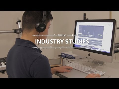 Pathways, Department Insight - Music Industry Option