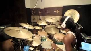 "Drum Cover : ""Indescribable"" By Kierra Sheard (HQ)"