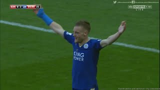 vuclip Jamie Vardy Goal vs Sunderland (0-2)