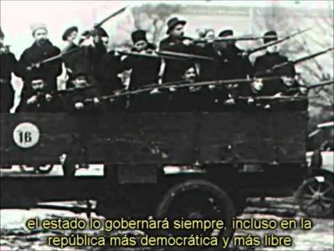 Discurso Lenin sobre los soviets ¿Qué son? (Subtitulado del ruso)