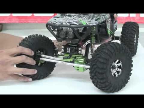 Axial Wraith Option Parts Feature Part 1