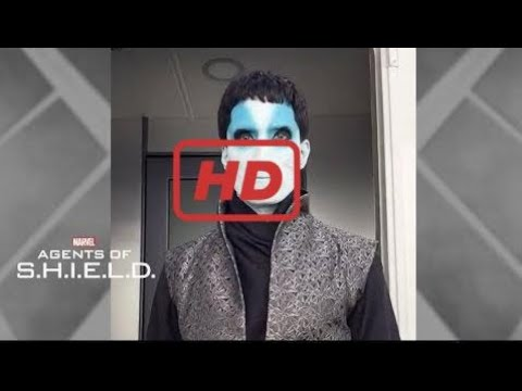 Marvel's Agents of S.H.I.E.L.D.  Dominic Rains transforms into Kasius   TV 2017