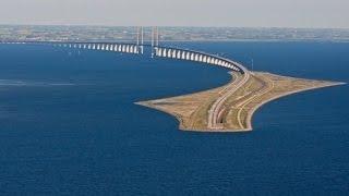 SWEDEN & DENMARK: Øresund Bridge and tunnel