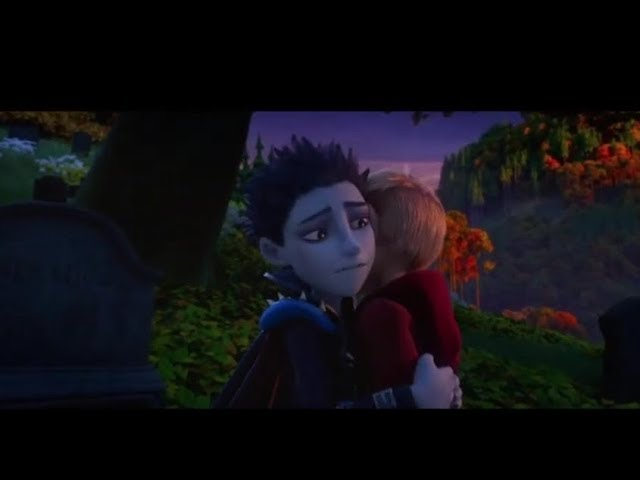 The Little Vampire MV - Tony & Rudoplh - Believer