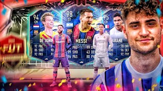 FIFA 21: 20x LALIGA TOTS TOP 200 PACKS 🔥 REWARDS STREAM
