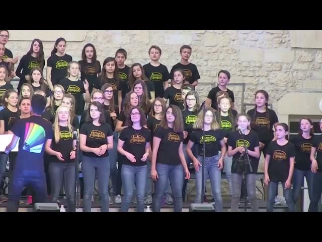 Concert Gospel 2017 Sainte Ursule : Victory Chant