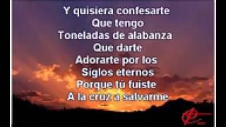 Toneladas De Alabanza   Rolando Garcia con letra