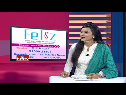 Weight Loss & Skin Care Tips by Slimming Expert Harini | Feliz Health Care Center | HMTV