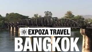 Bangkok Vacation Travel Video Guide • Great Destinations(Houses standing on piles in the water of the canals, the floating market and temples with their glistening mosaics are all living memories from the past, but the ..., 2015-03-12T16:00:01.000Z)