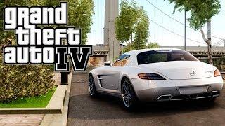 GRAND THEFT AUTO IV: 10TH ANNIVERSARY!!! 4K REMASTERED ENHANCED GRAPHICS MOD GAMEPLAY (GTA 4 ENB)