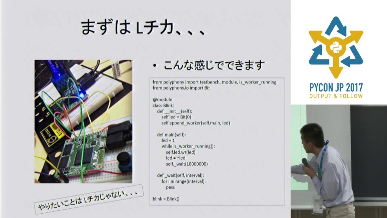 Image from Polyphony: Python ではじめる FPGA と CNN への応用 (Ryos Suzuki) - PyCon JP 2017