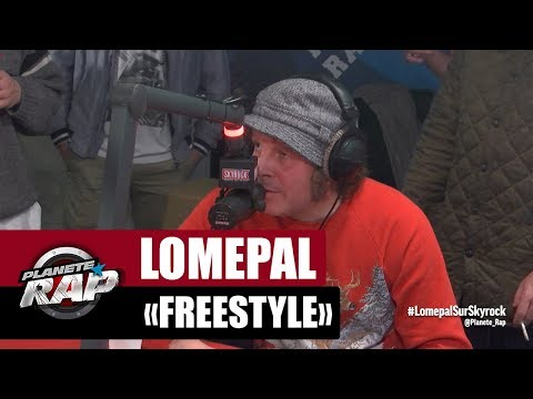 Freestyle - Lomepal, Philippe Katerine, Alkpote &Co #PlanèteRap
