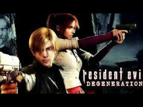 How To Download Resident Evil Degeneration Full Movie On Android In English Full Hd In 2018 Youtube