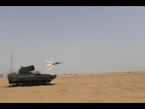 Watch: Successful test firing of DRDO's indigenous anti-tank missile 'NAG'