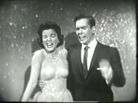 Johnnie Ray, Nanette FabrayWe Flip, 1956 TV