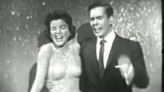 Johnnie Ray, Nanette Fabray--We Flip, 1956 TV