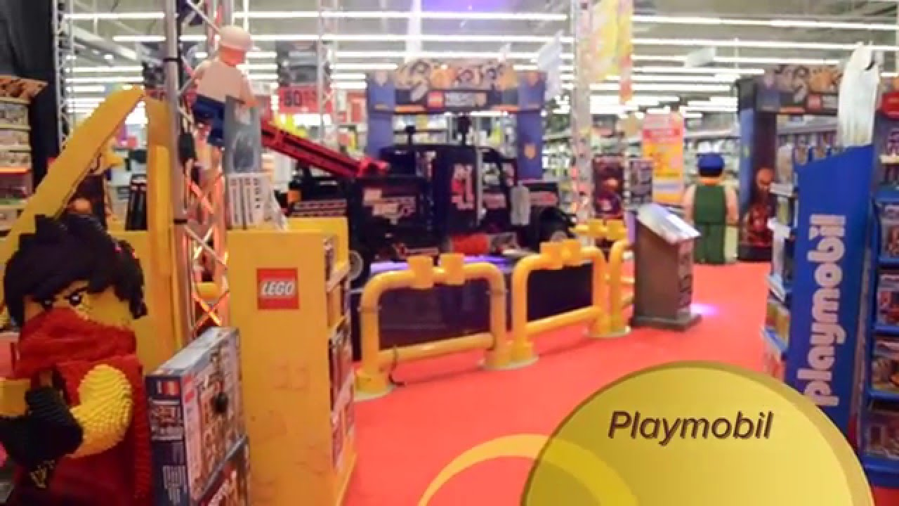 Salon de l 39 enfant cora houdemont youtube for Houdemont cora