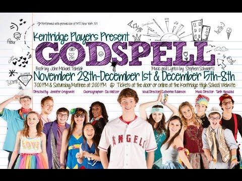 GODSPELL - Kentridge High School Fall 2012