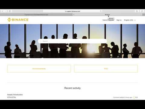 Binance 2FA Failed issue