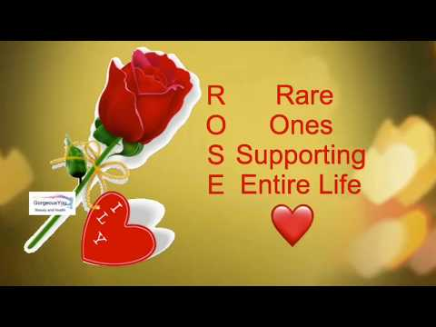 Happy Rose Day 2018| Rose Day Whatsapp Status Video|Happy Valentine's Day 2018|