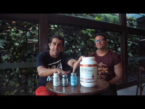 B-Nutri NutriStore - Entrevista com o Presidente Isaac Santos