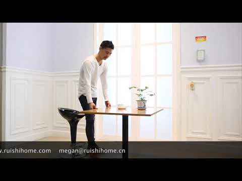 RS100 Gas Lifting Height Adjustable Table