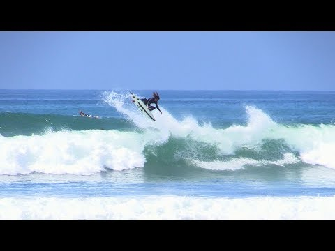 Lower Trestles Surfing Raw | San Clemente, CA